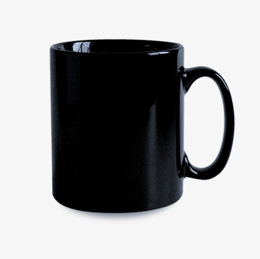 Set 4 tazas Negra Mr Coffee