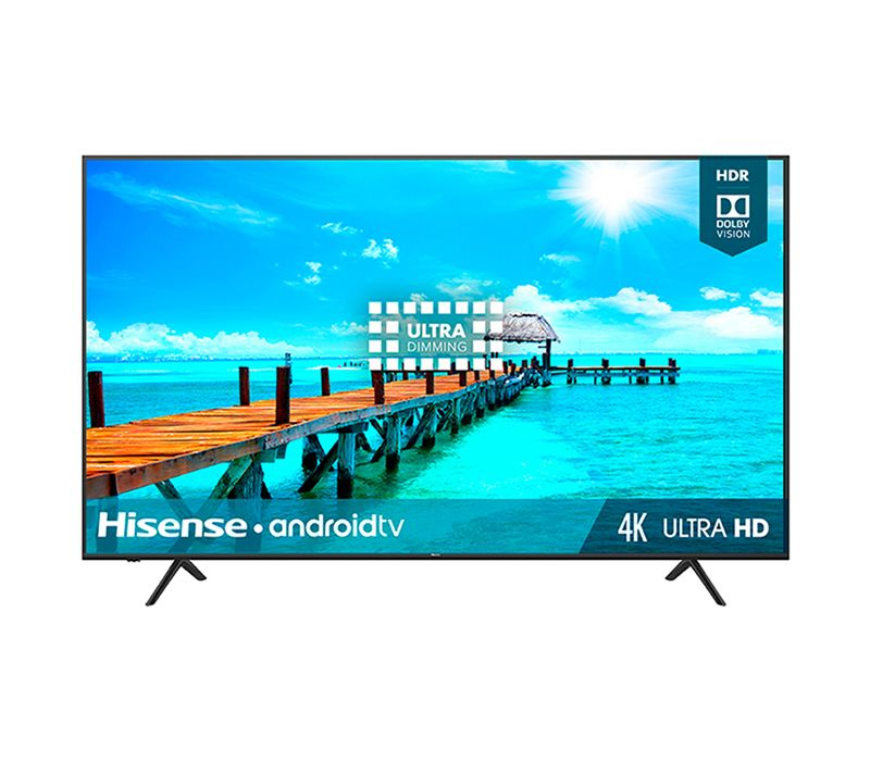 Hisense Pantalla 75 Pulgadas Led 4K Smart Tv 75R6Fm