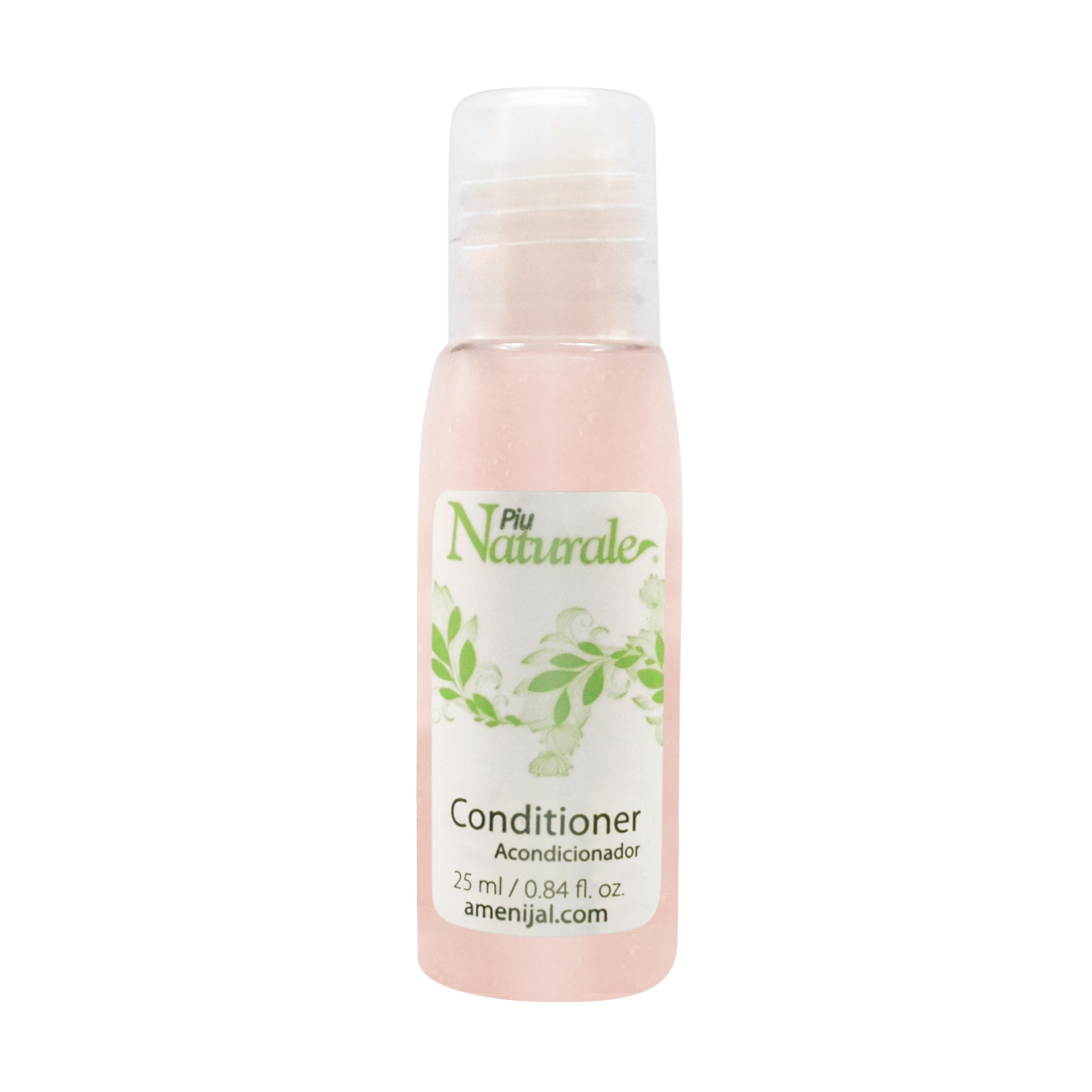 Acondicionador 25 ml Piu Naturale