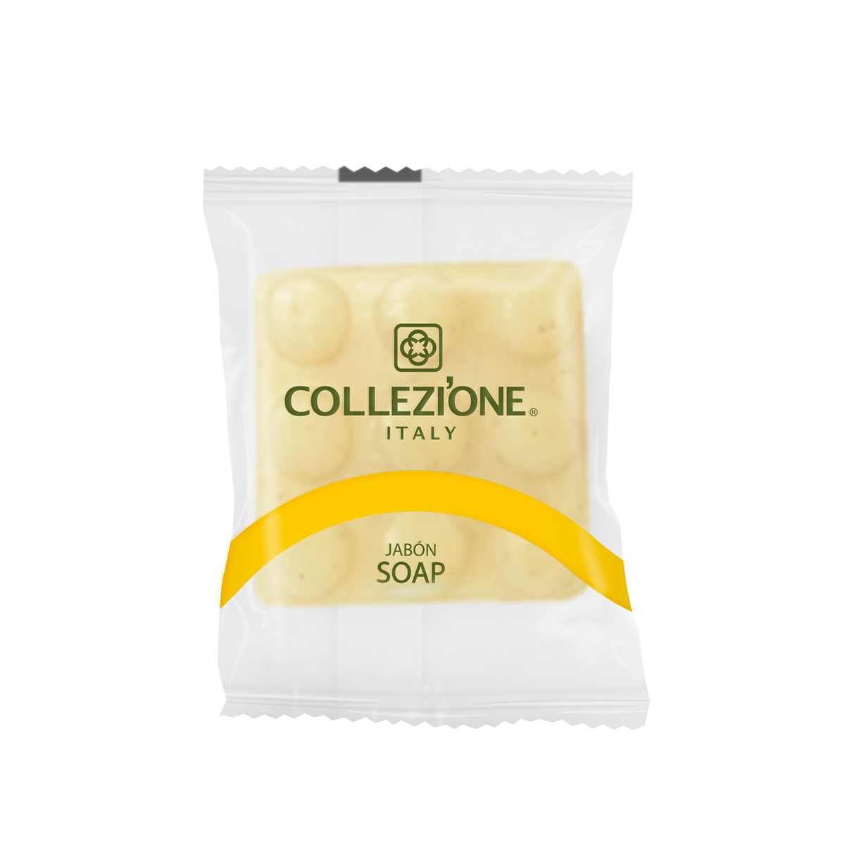 Jabón con relieves 40 g Collezi'one